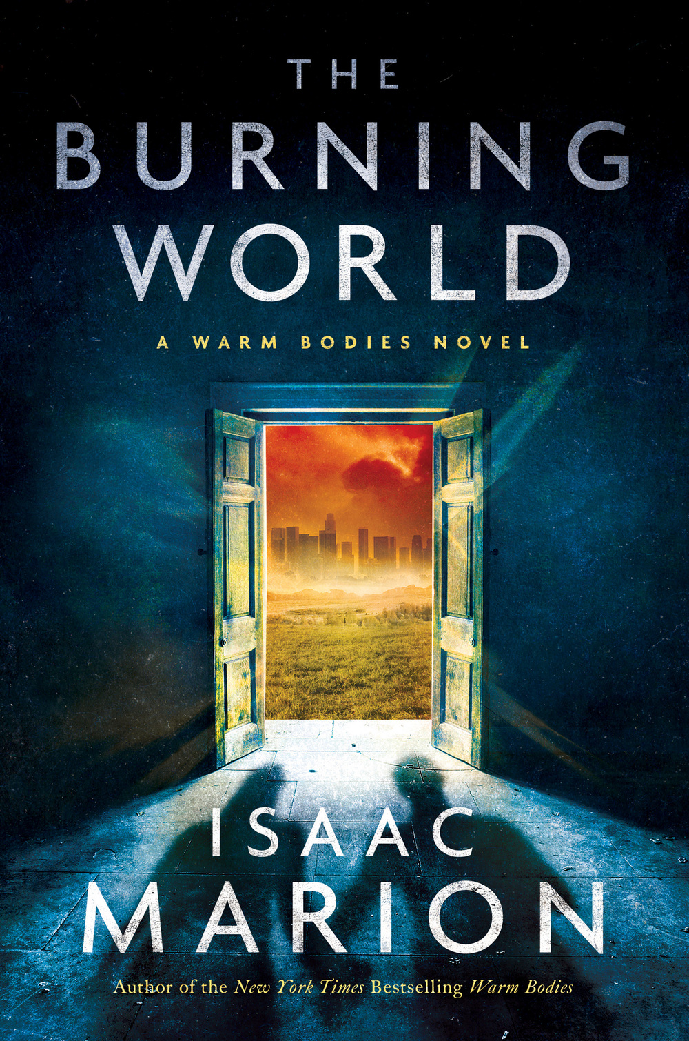 The Burning World book cover