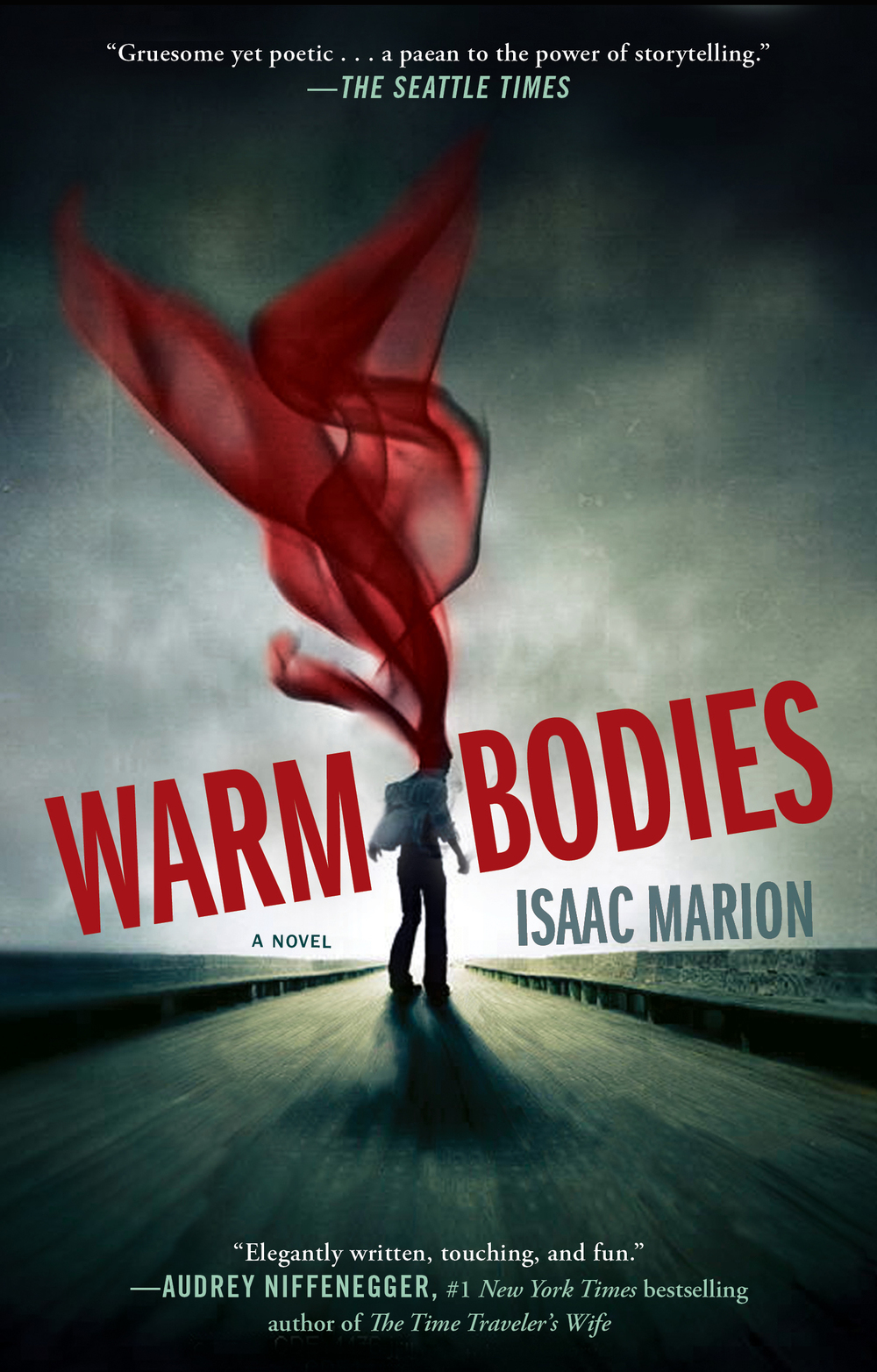 Warm Bodies book cover