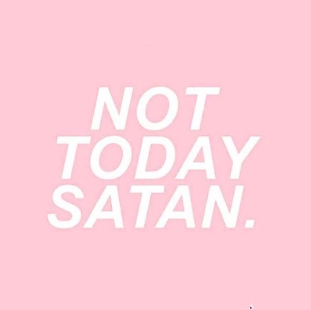 When you have a thousand reasons why you can't go to our  29:11 Workshop. Don't let Satan block your blessings 😉 • Since we want you to be great, find your true identity and discover your purpose, we're putting our remaining 14 tickets on sale for only $40! 😮🙌 Use the code: NOTTODAYSATAN • AND we are giving one ticket away on Friday!! (Double 😮😮) •  All you need to do is tag two friends below 👇 and we will announce the winner on Instagram Stories on Friday! 🌈💕🙌 ⠀⠀⠀⠀⠀⠀⠀⠀⠀ (If the winner is not local to the Los Angeles area, the winner will have to provide their own accommodations) •  #herblankcanvas #29eleven #LAwomen #losangeles #losangelesevents #womeninLA