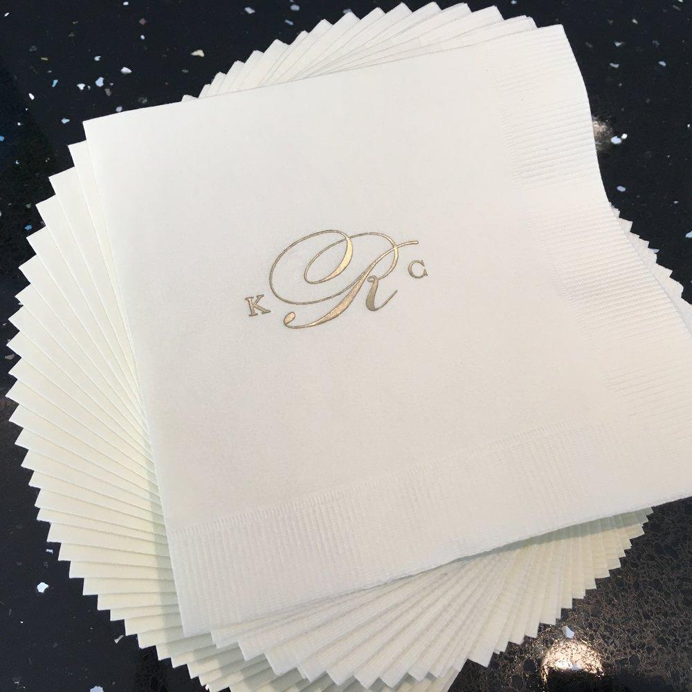 ivory-cocktail-napkins-gold-foil-monogram.JPG
