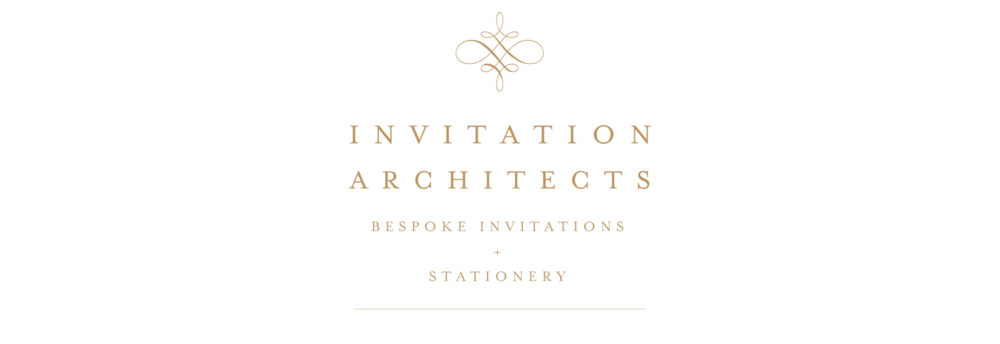 Invitation Architects Wedding Invitations Modern Wedding