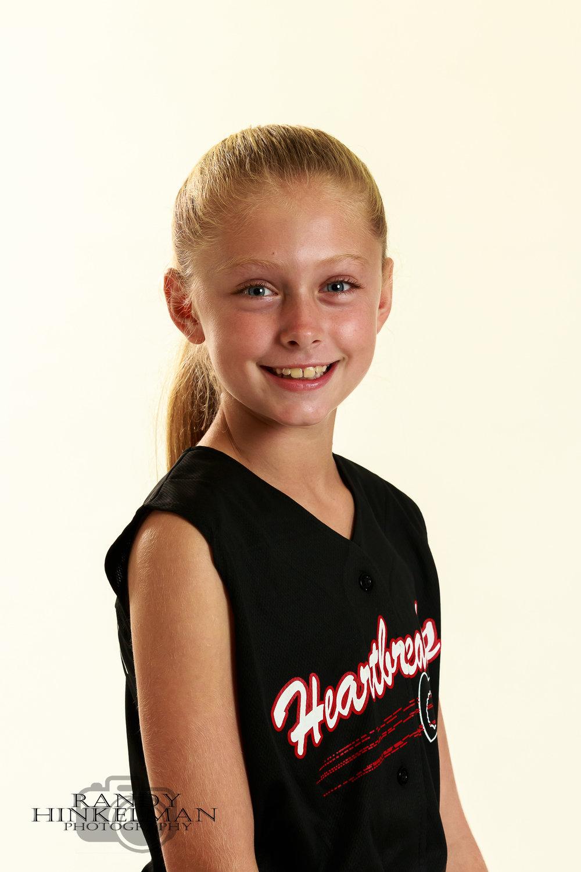 #12 Caroline Hinkelman