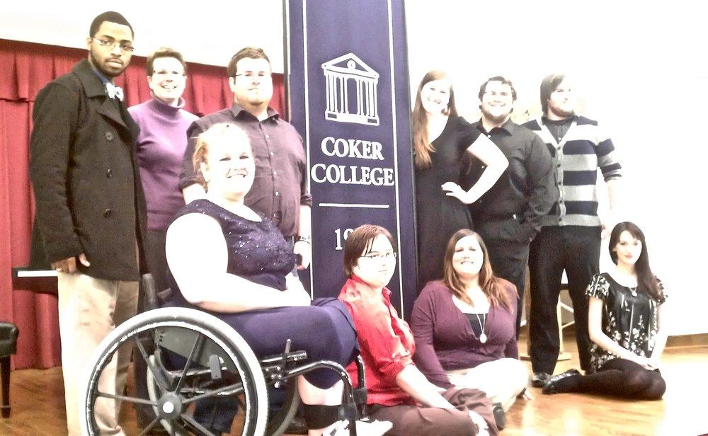 Coker College, SC