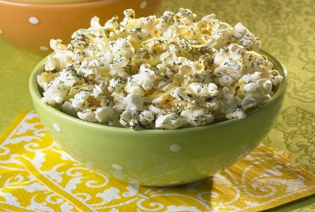 Potcorn. Trademark Pending (MM).