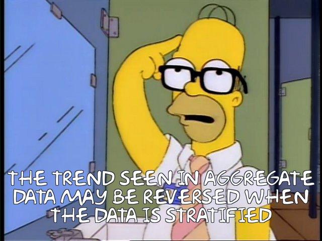 Mmmm... data.