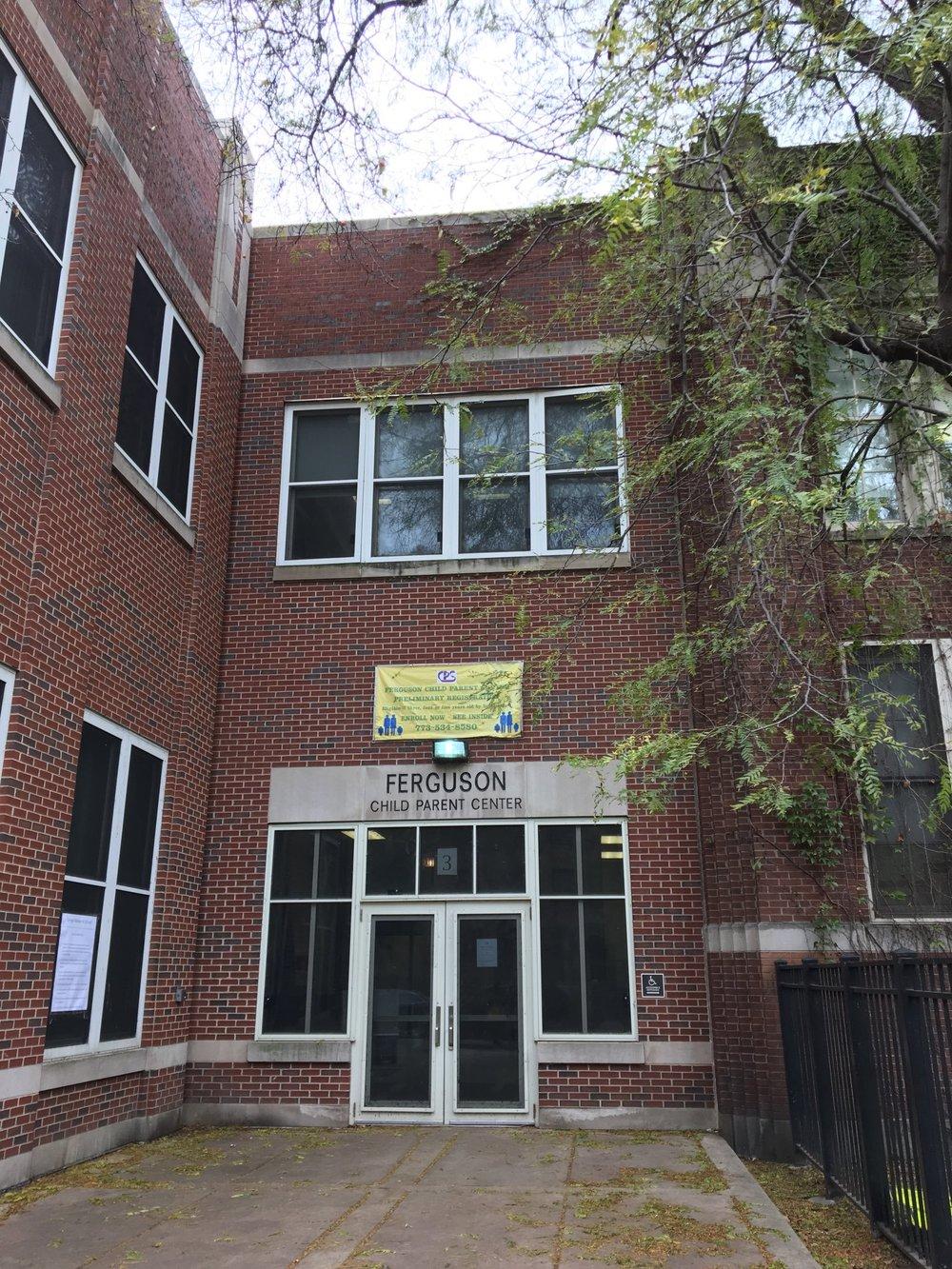 Child-Parent Center, Ferguson, Chicago Il