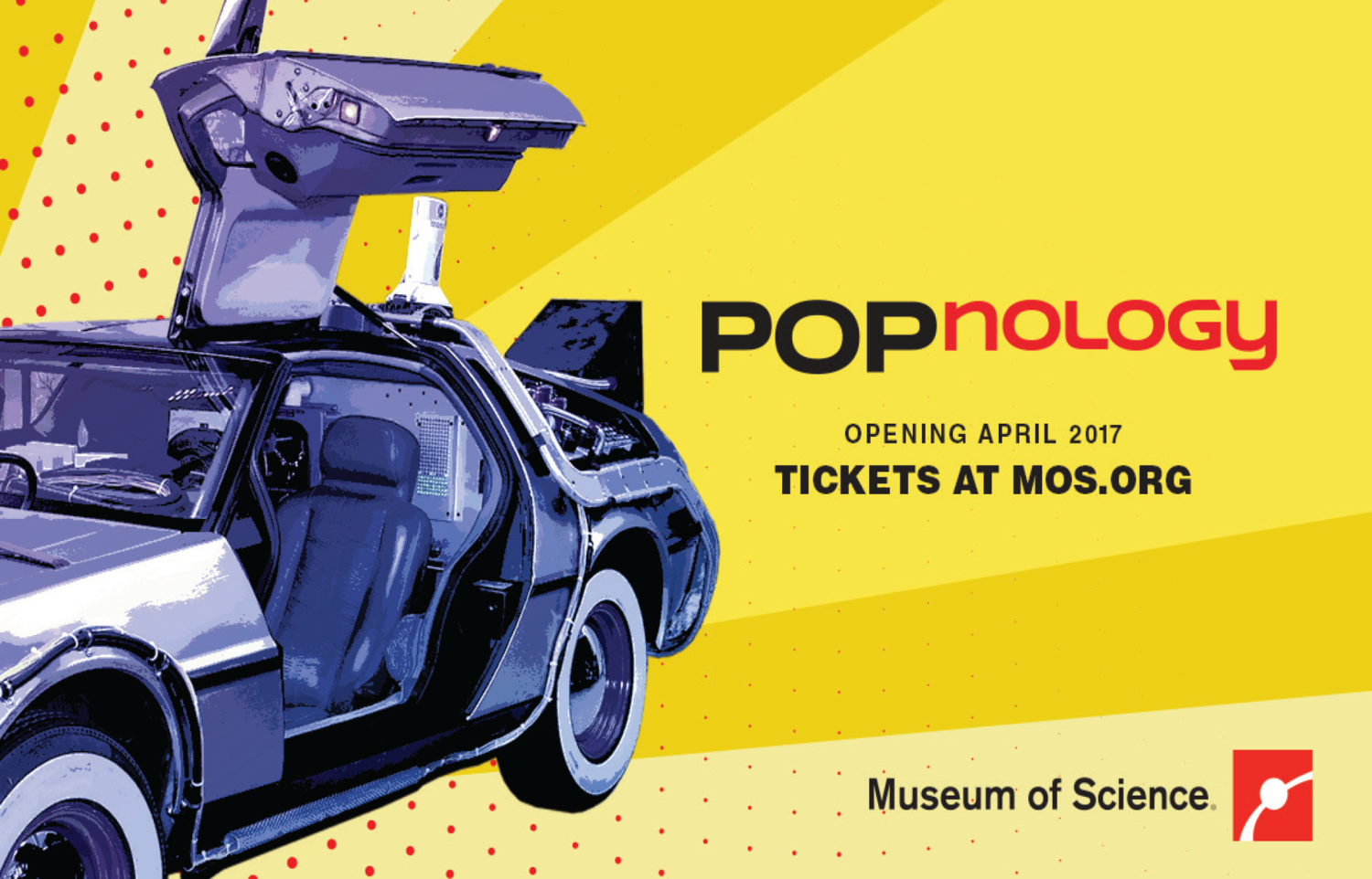 POPnology To Make Grand Opening at Boston Museum of Science