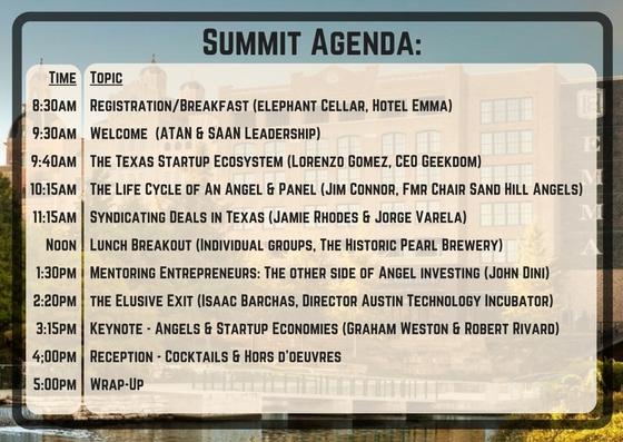 Agenda (4-25)
