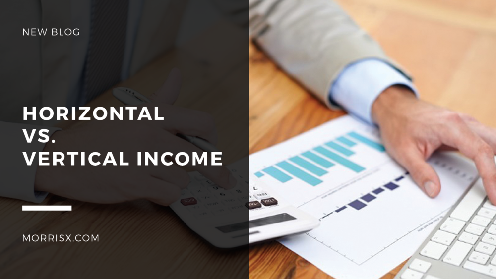 Horizontal vs Vertical Income