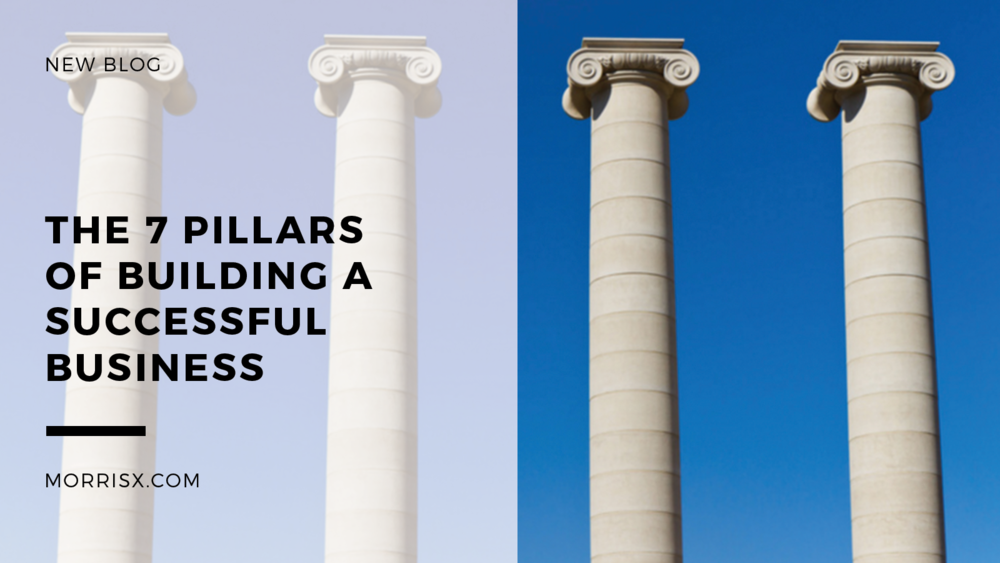 The 7 Pillars of Building A Successful Business