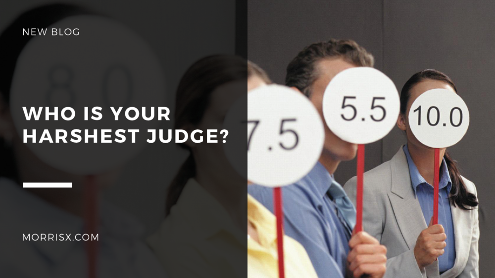 Who Is Your Harshest Judge?