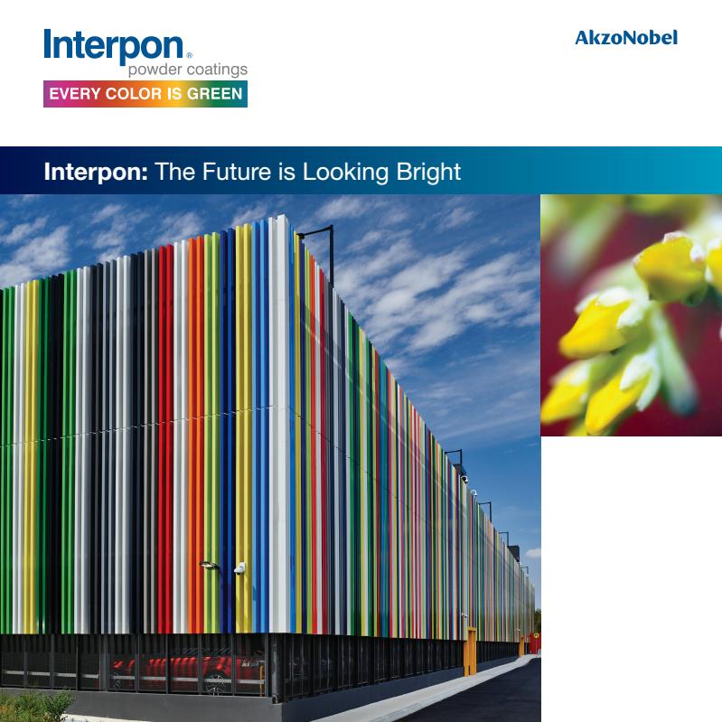 Interpon Bright Colours