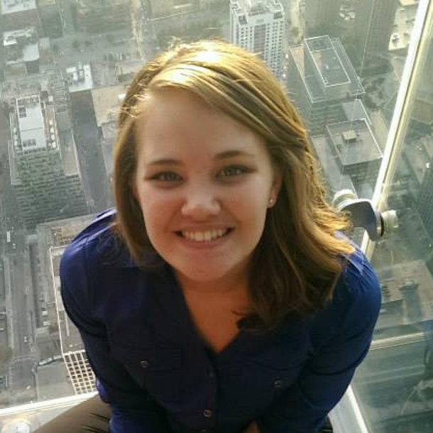Lucinda Krahl Software Engineer, Pariveda Solutions > Q&A with Lucinda