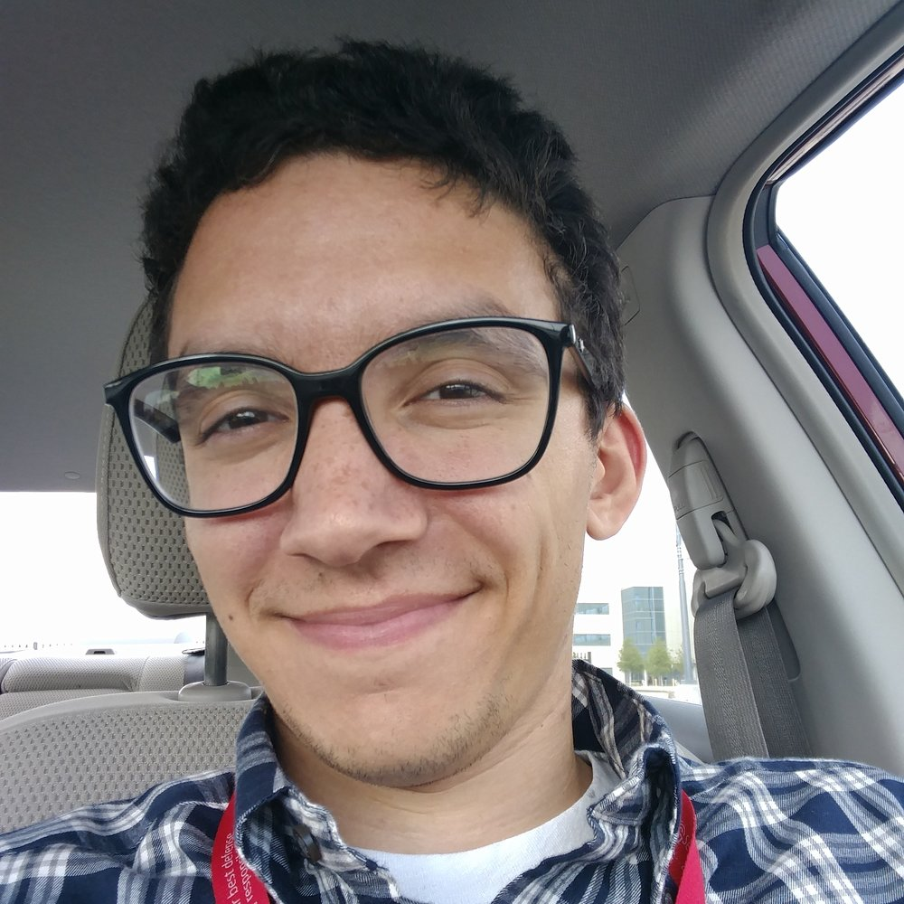 Joey Glover  Software Engineer, Raytheon