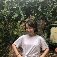 Julia Benginow  Student at TAG Magnet School, Dallas   > Q&A with Julia