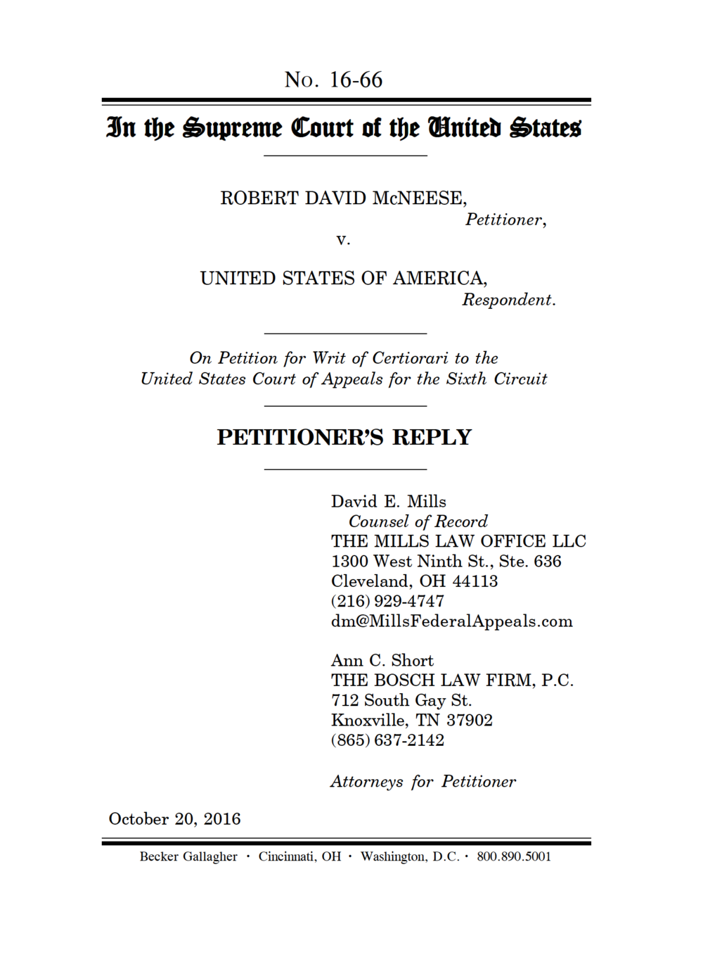 Us Supreme Court Denies Review In >> Do You Have A Vehicle Problem For Supreme Court Review When The