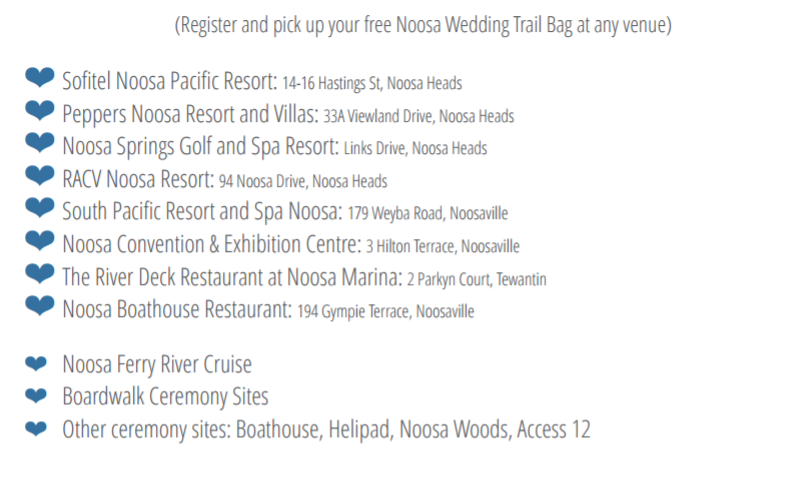 To access our hop-on-hop off bus and ferry, Brides will need to obtain their Bridal bag at one of the above showcasing venues, from 10 am. Inside the bag will be a Ferry Voucher for 2. To access our Bus shuttle, just have one of our bridal bags with you and your group.