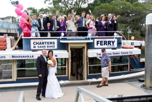 Private Charters available at Noosa Ferry