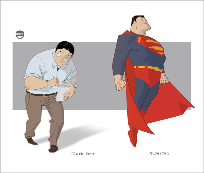 (Clark Kent to Superman |  CoranKizerStone )