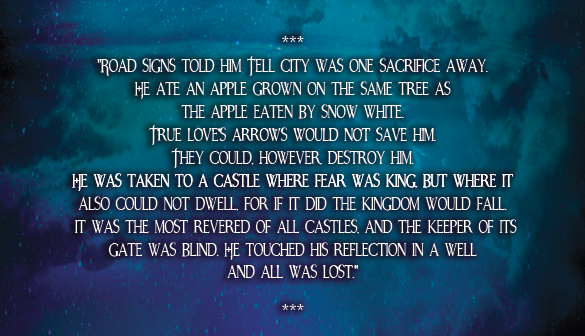 tell city quote snow white
