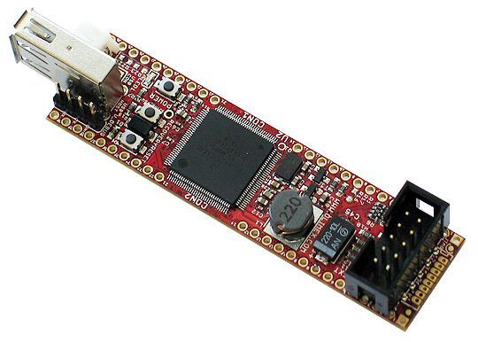The Olinuxino Nano embedded Linux board