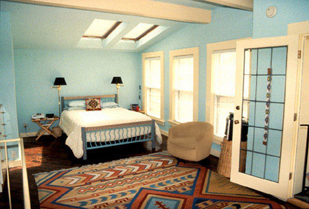 Happy paint colors for Master Bedroom