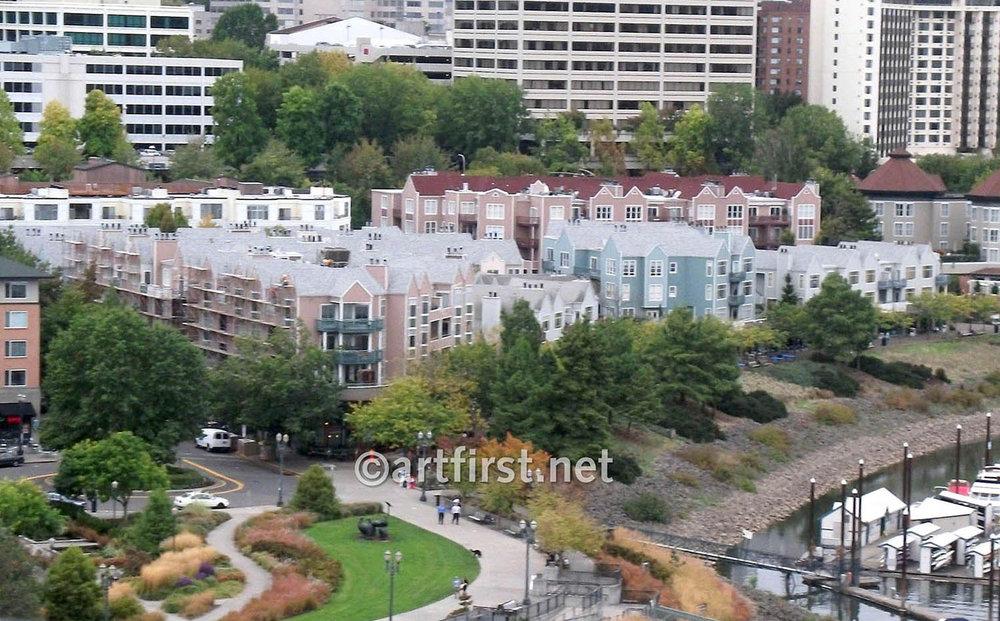 Multi-unit Condominiums, RiverPlace