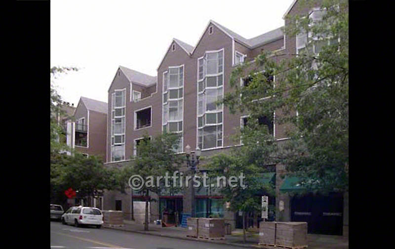 RiverPlace Condominiums, Portland