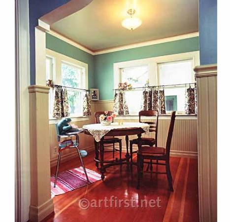 A Kitchen Color Revival