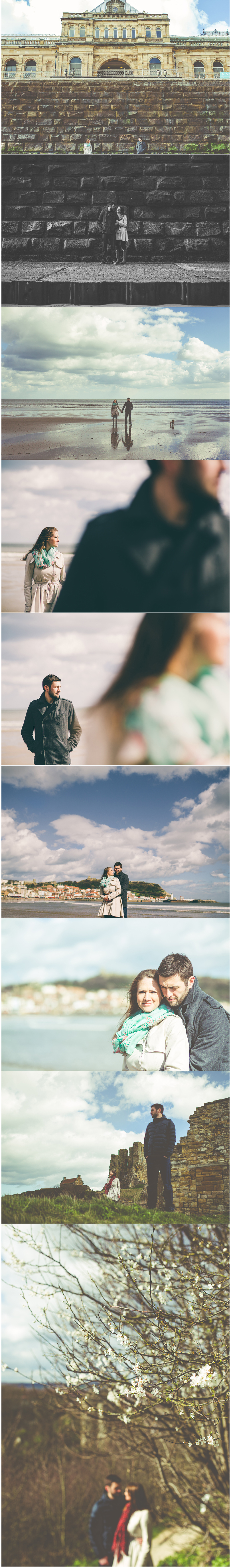 Neil_Jackson_Photographic_Scarborough_York_Yorkshire_Wedding_Photographer_Katie_Adam_South_Bay_Scarborough_Castle_Engagement_Shoot_Blog2