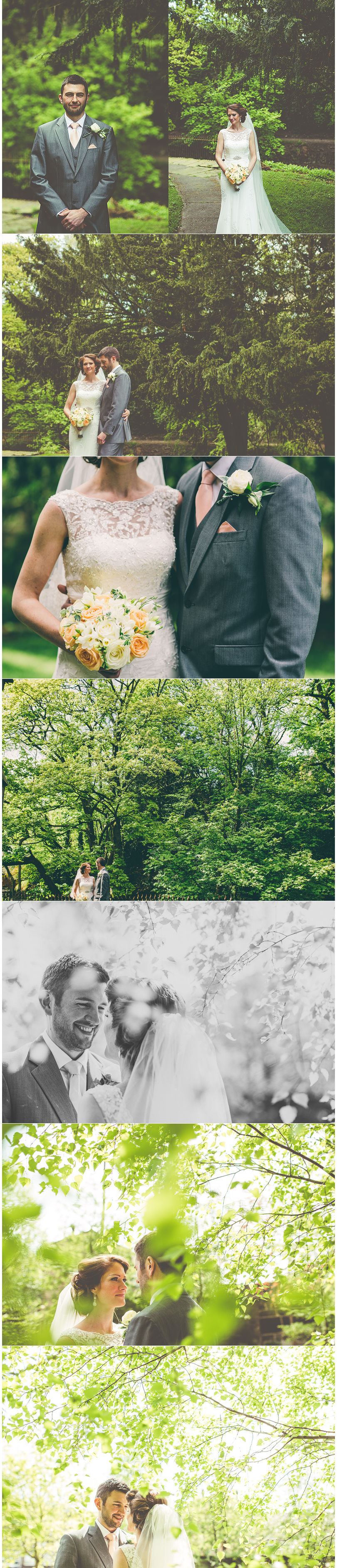 West Yorkshire Wedding Photographer Ripponden The Fleece