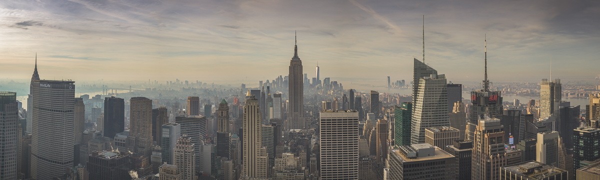 New York City Empire State Building Top Of The Rock Sunrise Neil Jackson Yorkshire Photographer