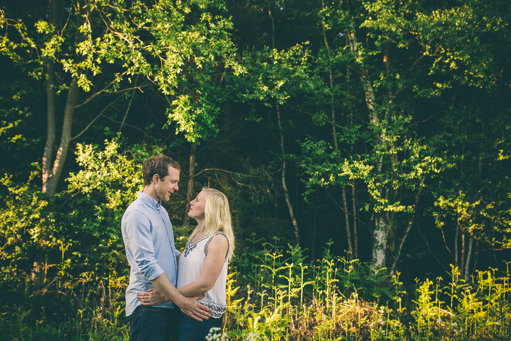 Harwood Dale Engagement Shoot by Scarborough based Yorkshire wedding photographer