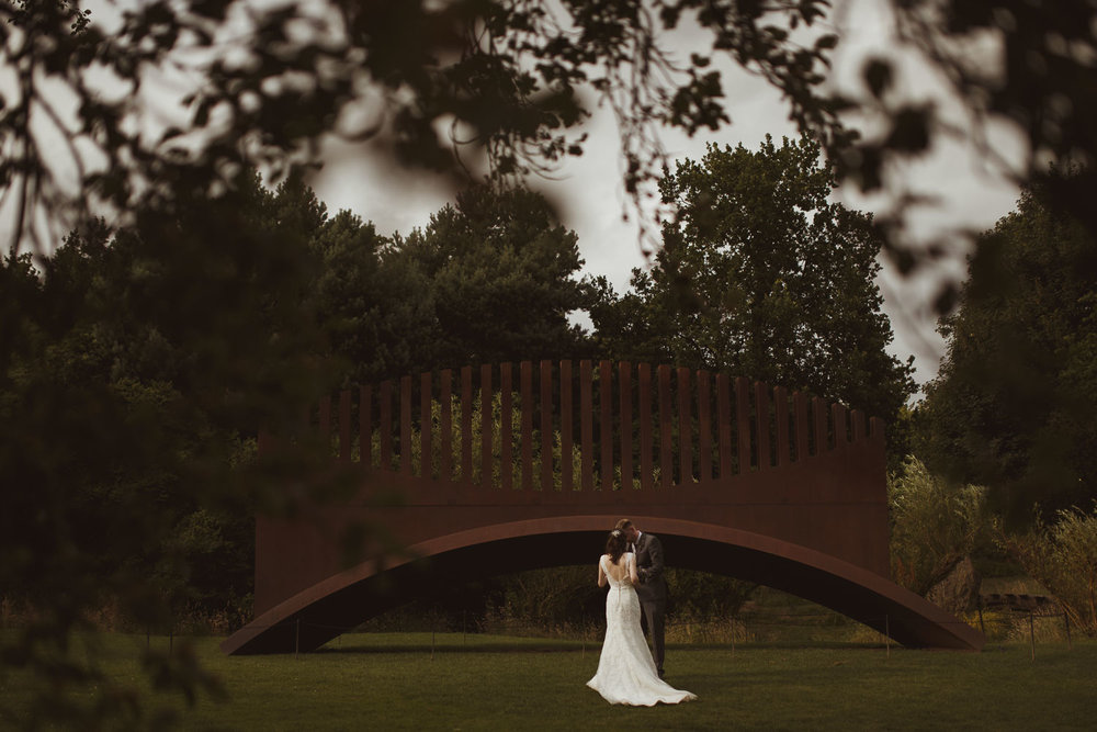 YORKSHIRE SCULPTURE PARK WEDDINGS