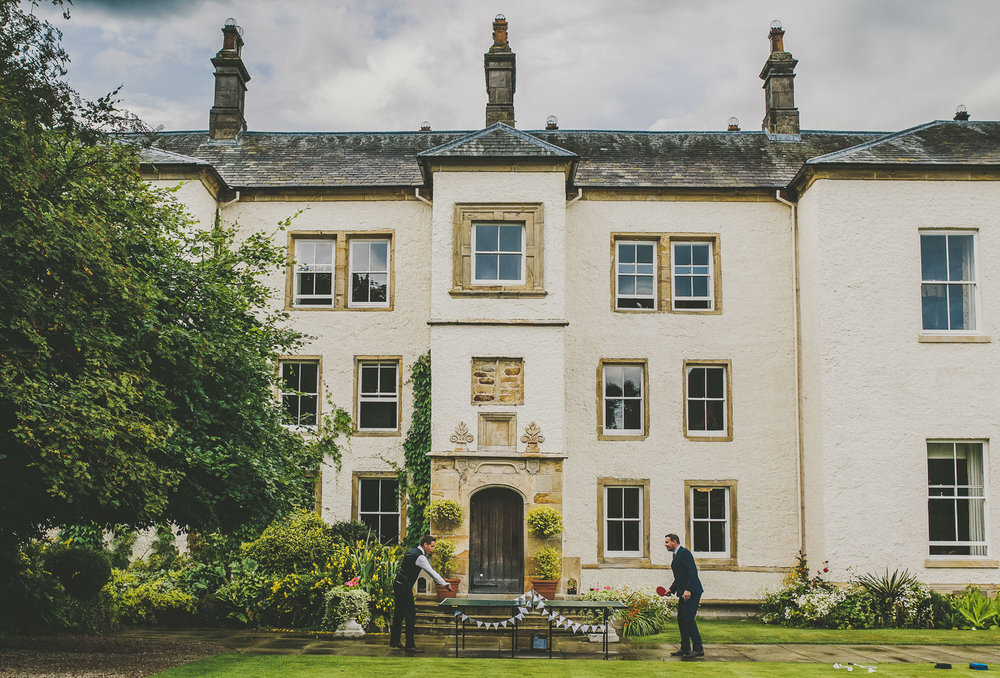 LARTINGTON HALL WEDDINGS