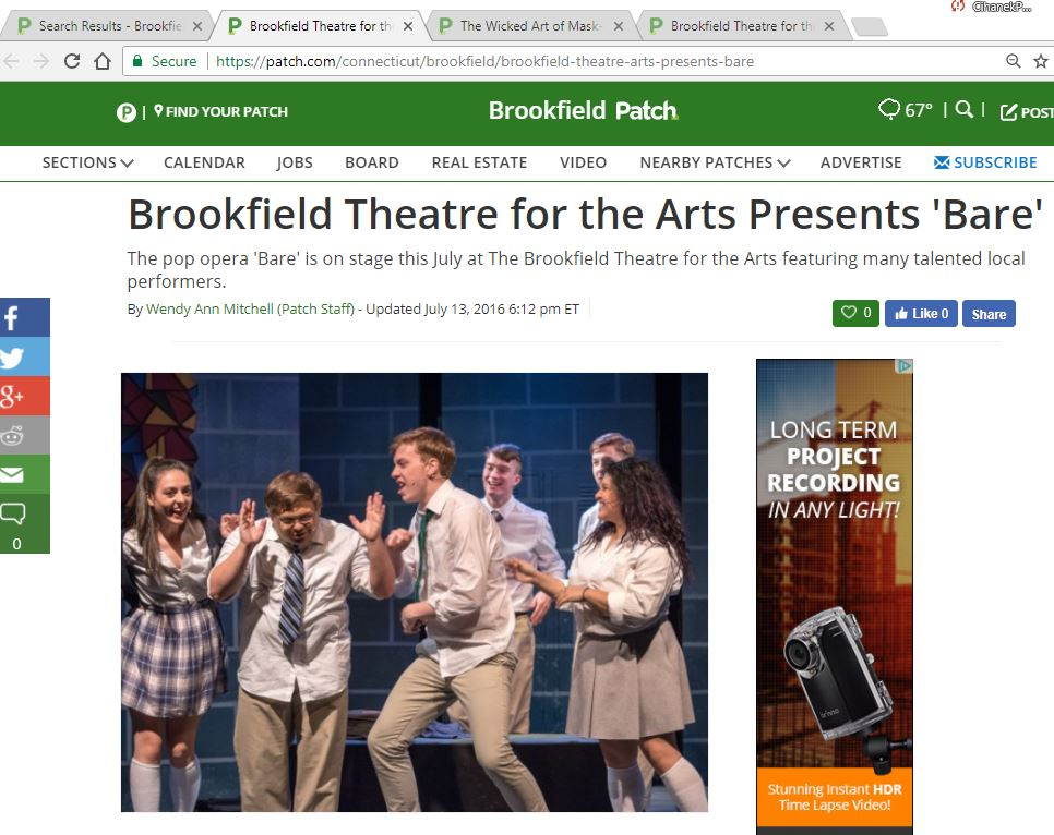 2016-07-13 - Brookfield Patch.JPG