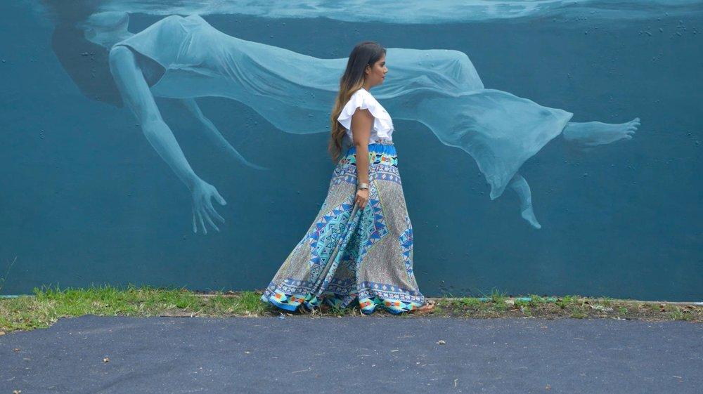 ARTIST IVETTE CABRERA - JOHN FRIEDA