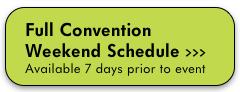 Seattle Convention Schedule