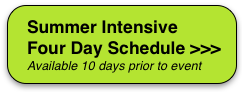 Summer Intensive Schedule