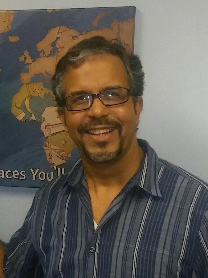 Jorge Trujillo, Puertorriqueño, St. Andrews Presbyterian, Hollywood, FL
