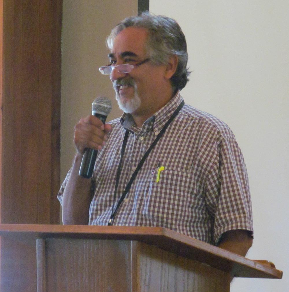 Carlos Cano, Primera generación Mexicano, Iglesia La Vid, Harlingen, TX