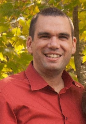 Ángel Gómez, Segunda generation Cubano, Calvary Presbyterian in Willow Grove, PA
