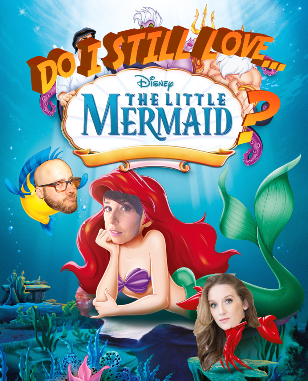 Do I Still Love the Little Mermaid?