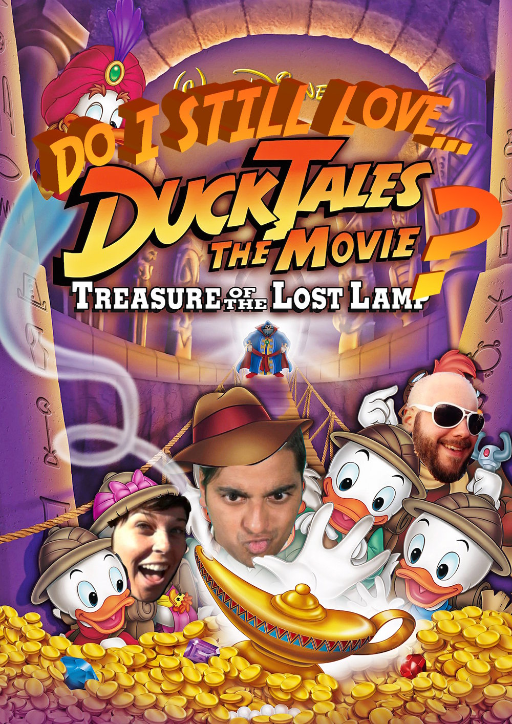 Do I Still Love Ducktales the Movie