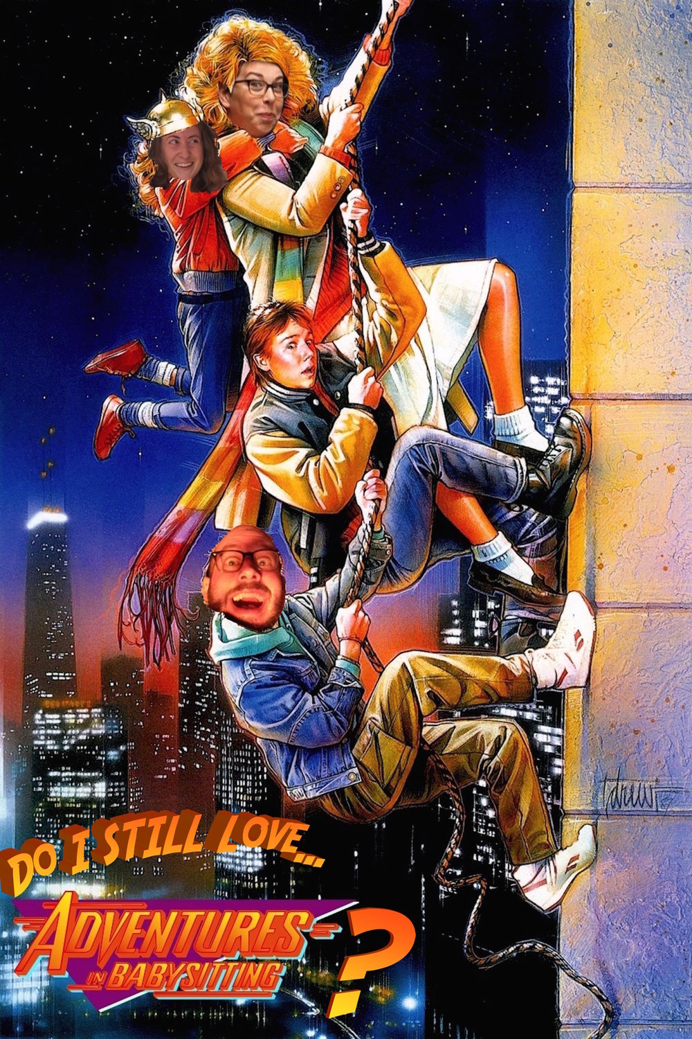 Do I Still Love Adventures in Babysitting