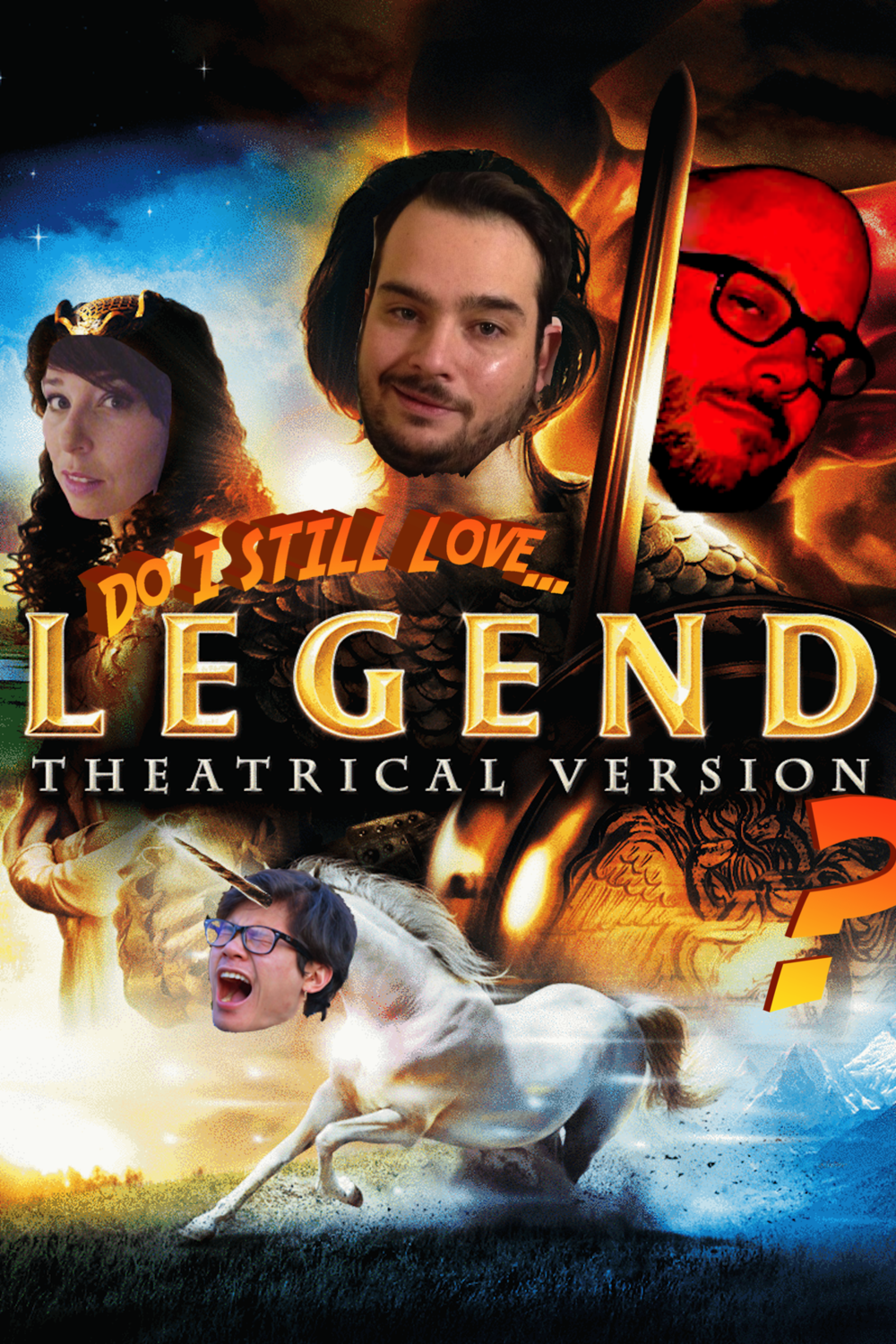 Do I Still Love Legend