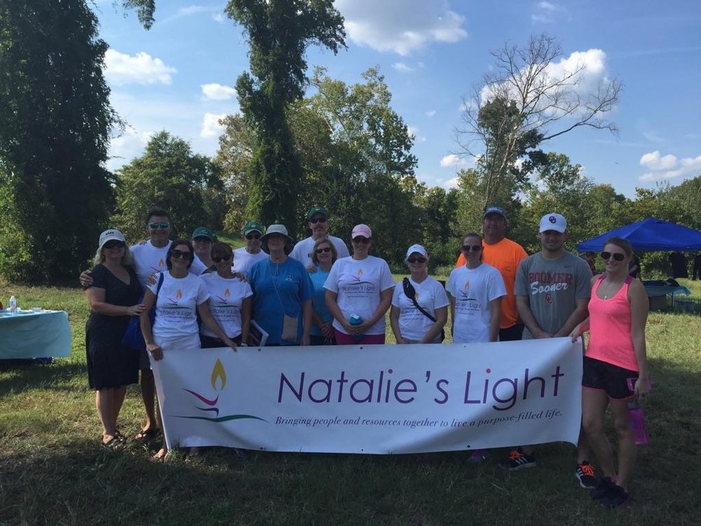 OUt of the Darkness walk 2016, augusta, GA