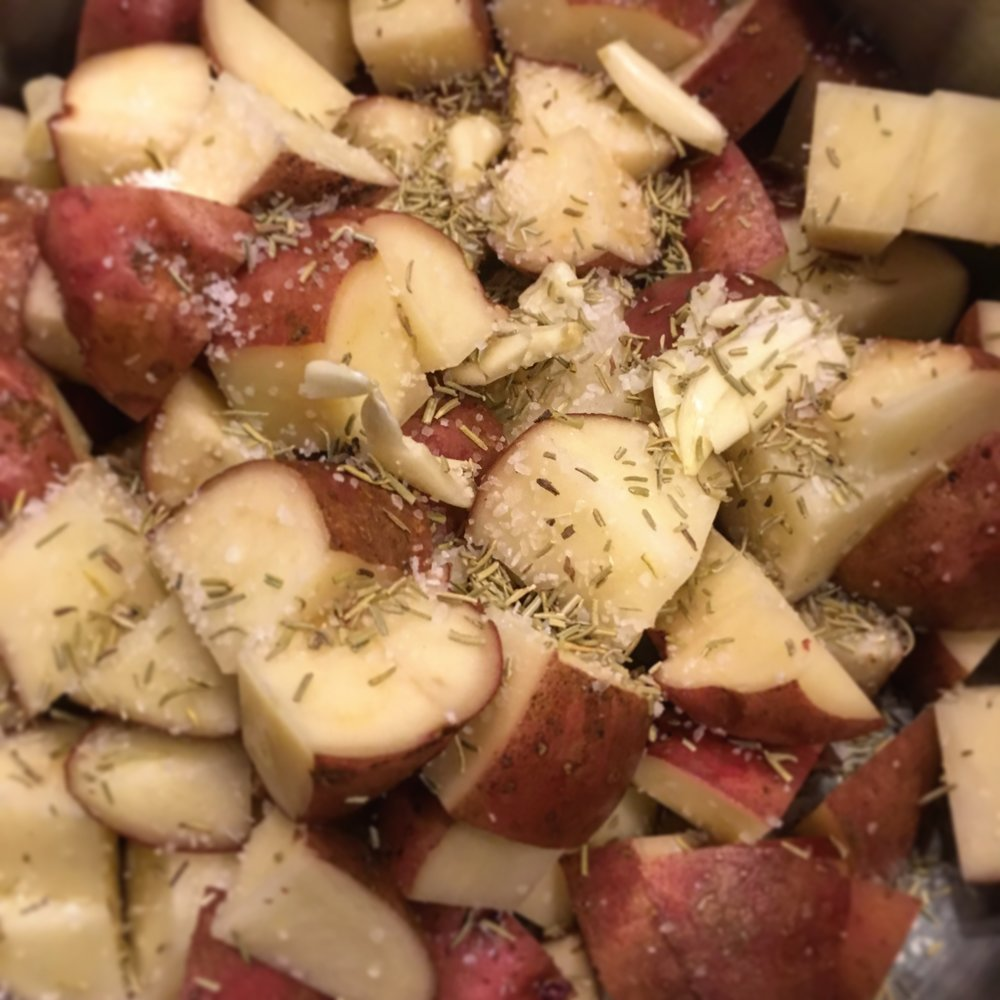 Taters for Mash