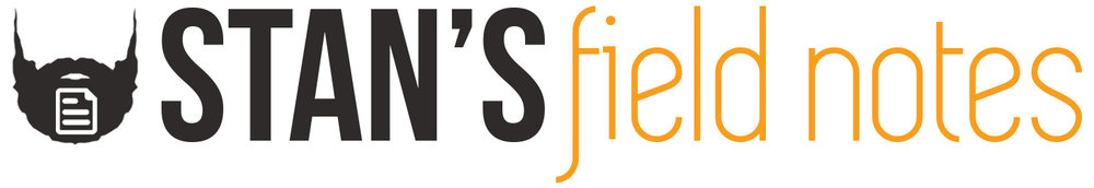 """Give your inbox something to look forward to.  Join """"Stan's Field Notes."""""""