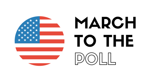 MARCH TO THE POLL